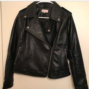 Loft Leather Jacket